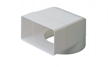 Domus Rigid Duct Plenum Fixed Socket