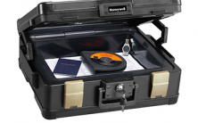 Honeywell 1104 Fire/Water Resistant Security Chest