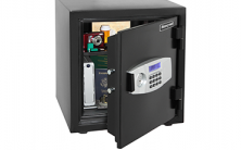 Honeywell 2115 Fire/Water Resistant Safe 34.7 Litres